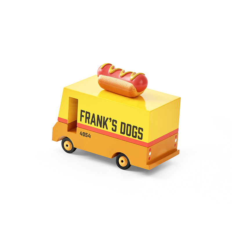 Hot Dog Van - Happki