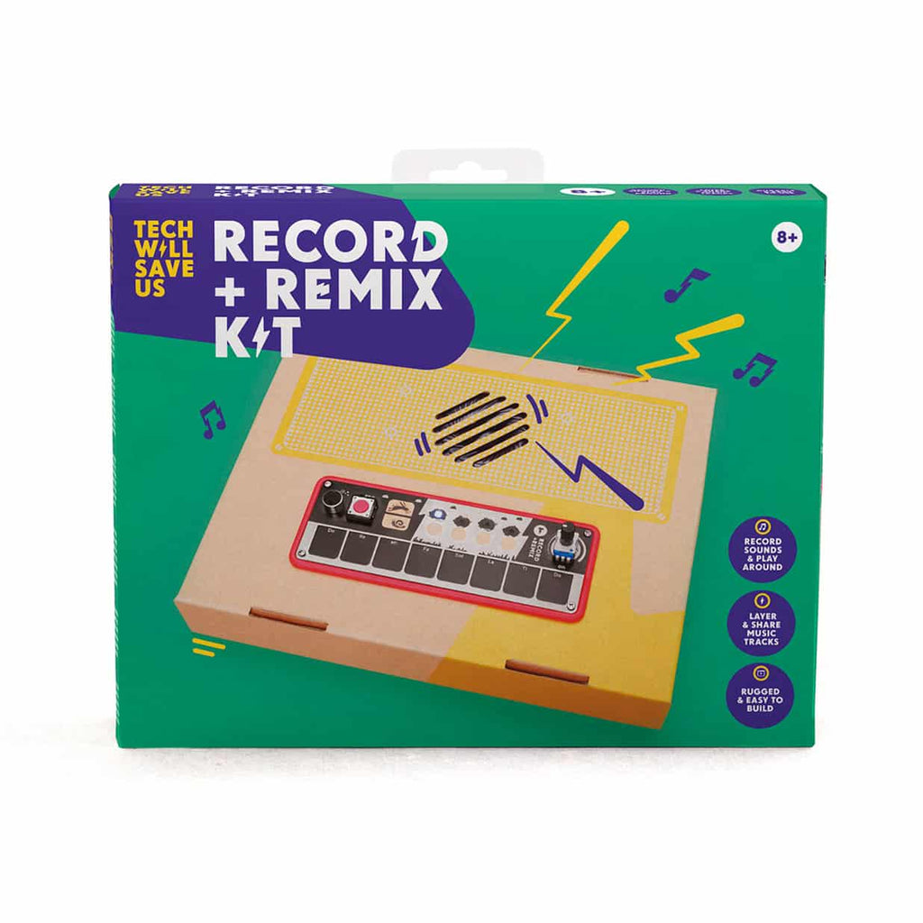 Record and Remix Kit - Happki