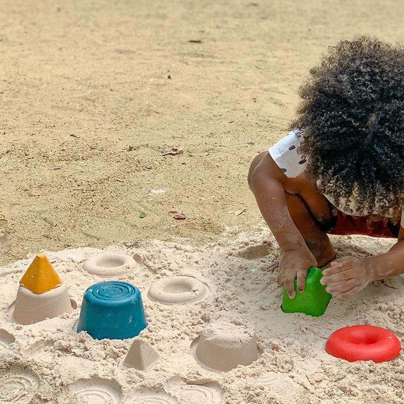 Creative Sand Play - Happki