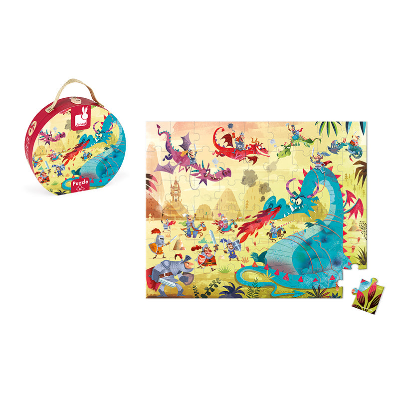 Hat Boxed Puzzle Dragons - Happki