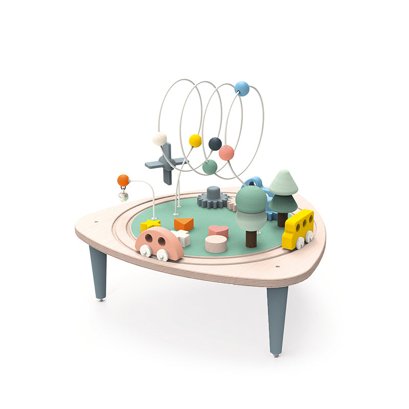 Sweet Cocoon Activity Table - Happki