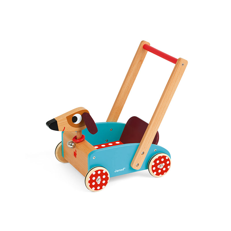 Crazy Dog Cart - Happki