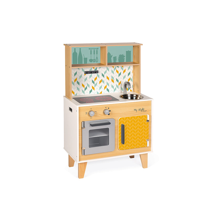 Customizable My Style Big Cooker With Stickers