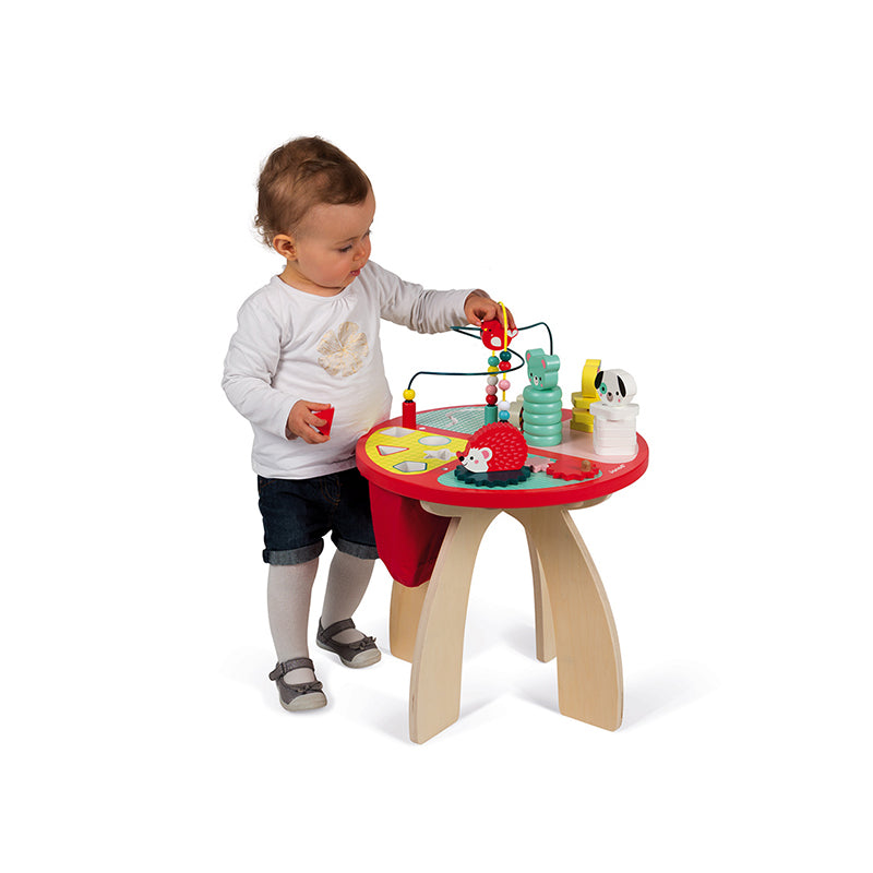 Activity Table Baby Forest
