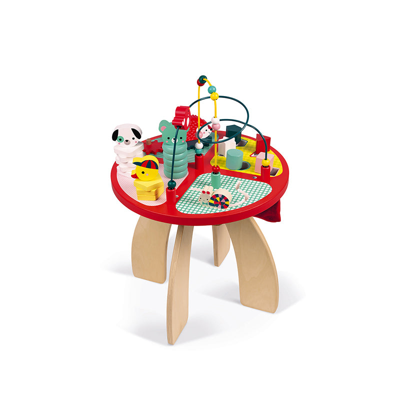 Activity Table Baby Forest - Happki