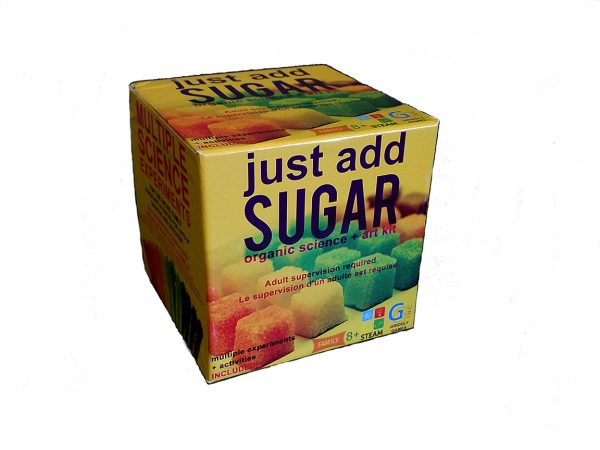 Just Add Sugar - Happki