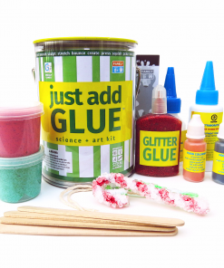 Just Add Glue - Happki