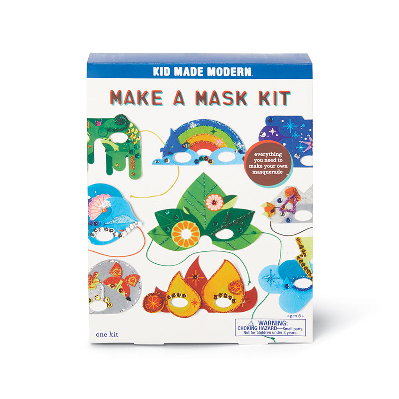 Make A Mask Kit - Happki