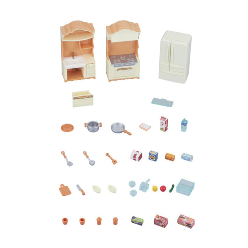 Kitchen Play Set - Happki