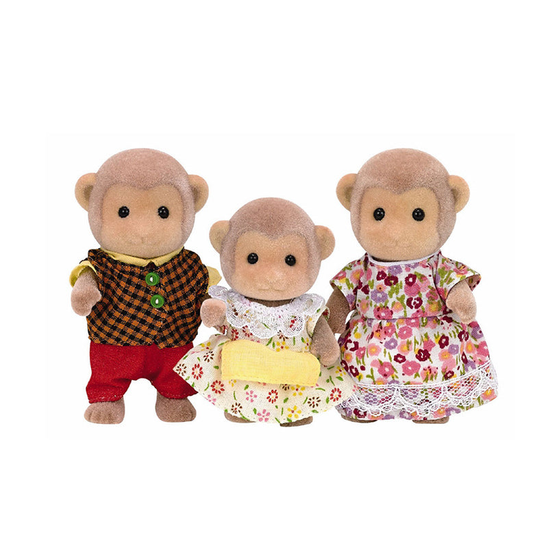 Mango Monkey Family - Happki