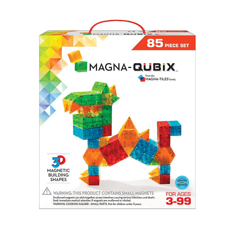 Magna-Qubix® 85-Piece Set - Happki