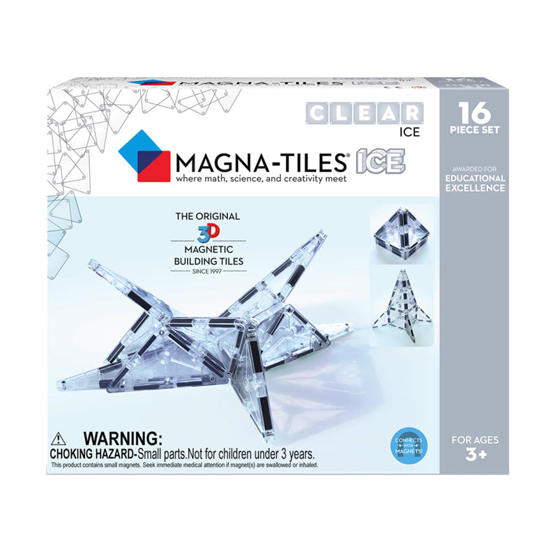 Magna-Tiles® ICE 16-Piece Set - Happki
