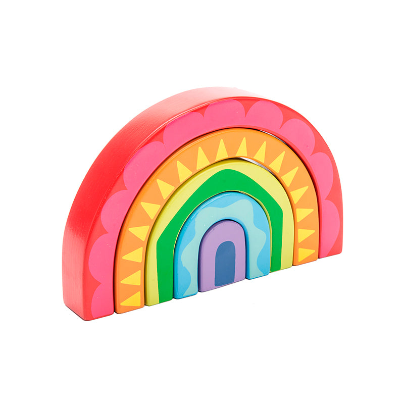 Rainbow Tunnel - Happki