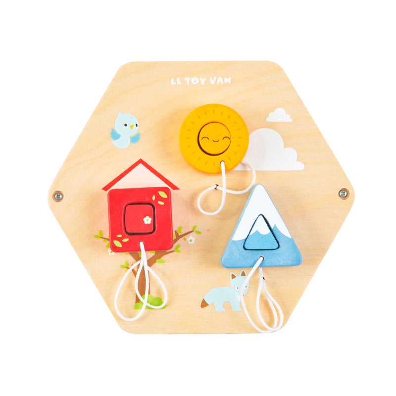 Shapes Activity Tile - Happki