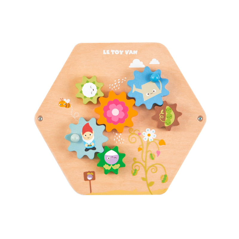 Gears Activity Tile - Happki
