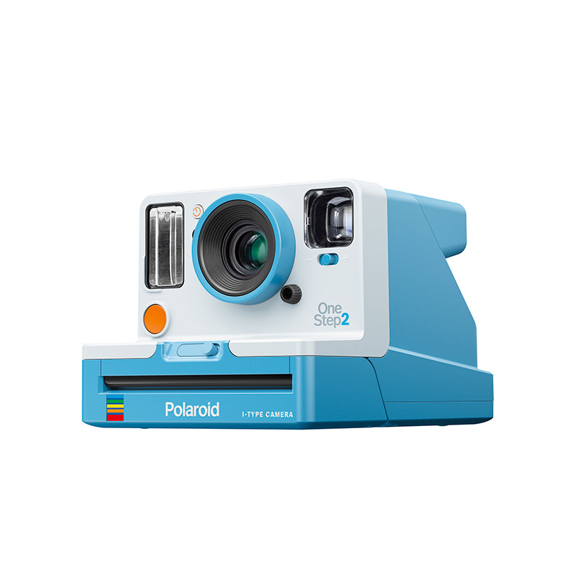 Summer Blue OneStep 2 Viewfinder i-Type Camera - Happki