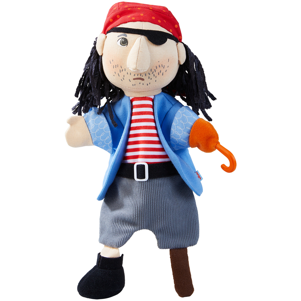 Pirate Glove Puppet - Happki