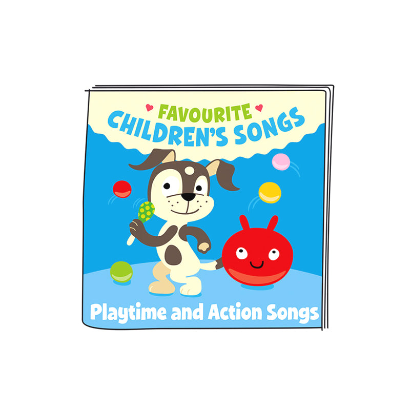 Playtime and Action Songs - Happki