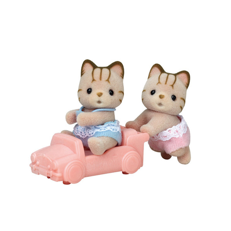 Sandy Cat Twins - Happki