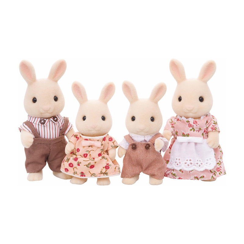 Sweetpea Rabbit Family - Happki