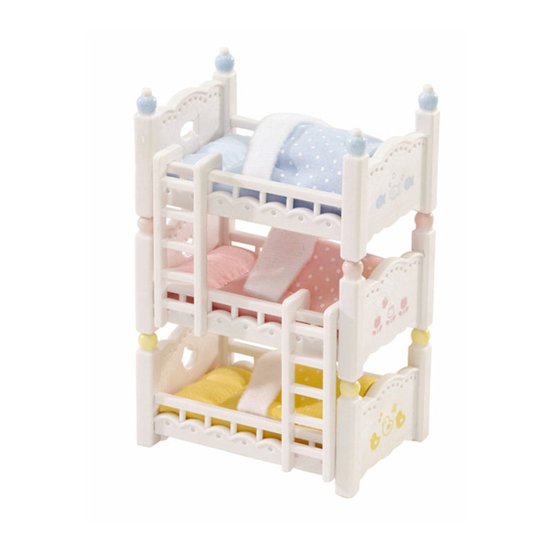 Triple Baby Bunk Beds - Happki