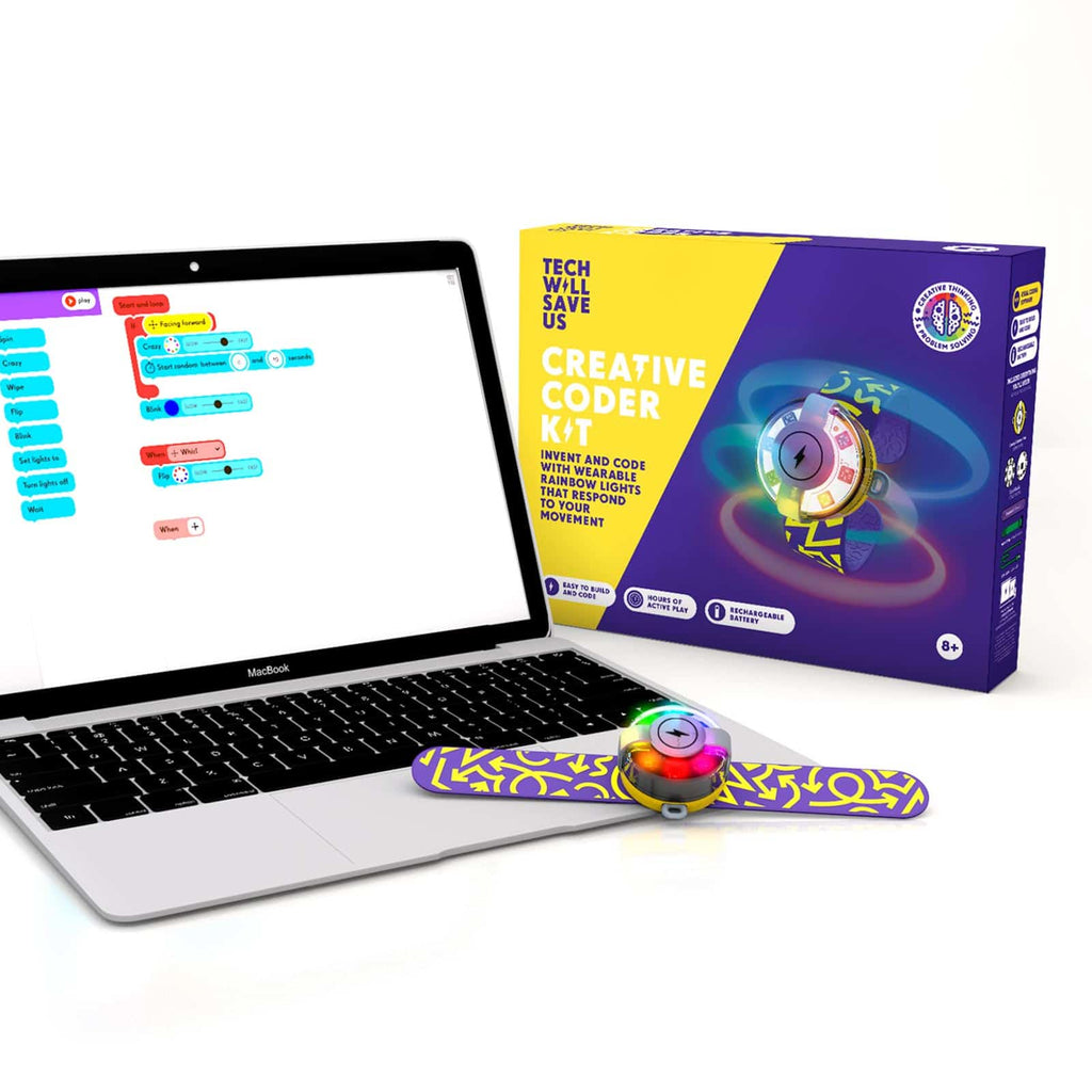 Creative Coder Kit - Happki