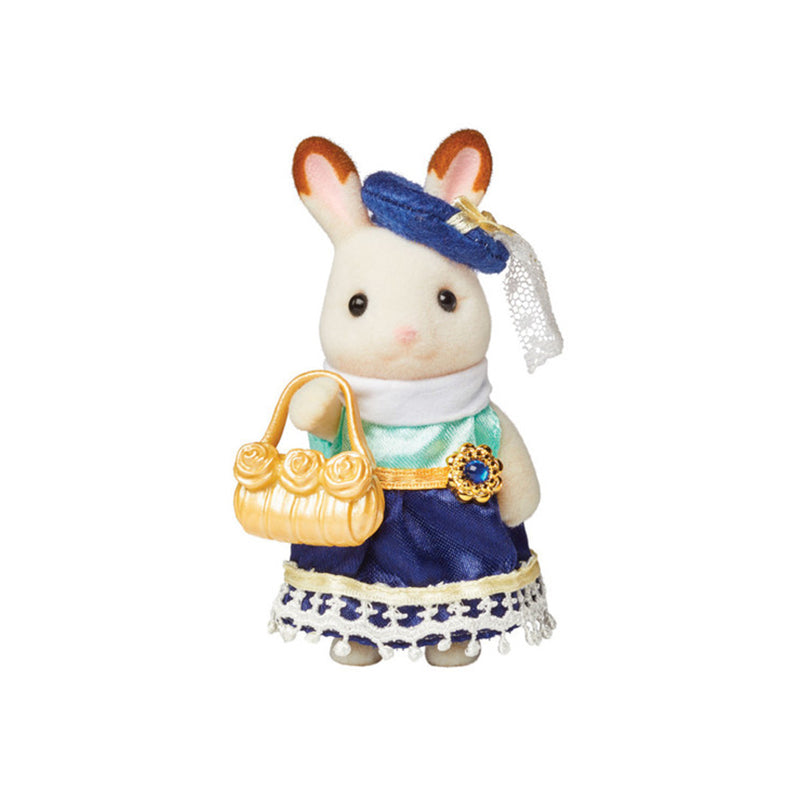 Town Girl Series - Hopscotch Rabbit - Happki