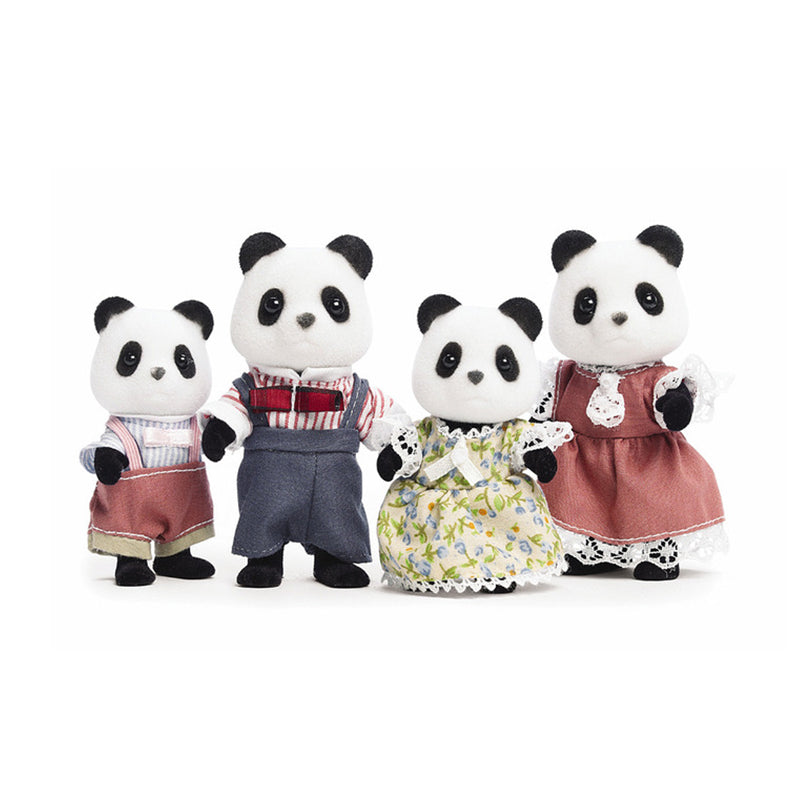 Wilder Panda Family - Happki