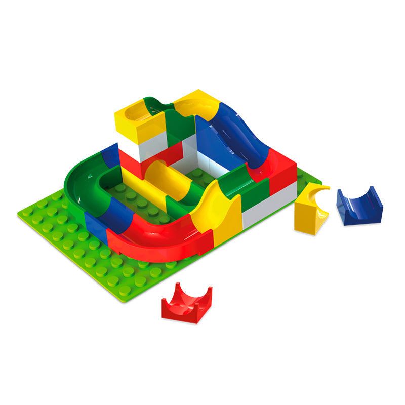 Mini Building Box - 45 Pieces - Happki