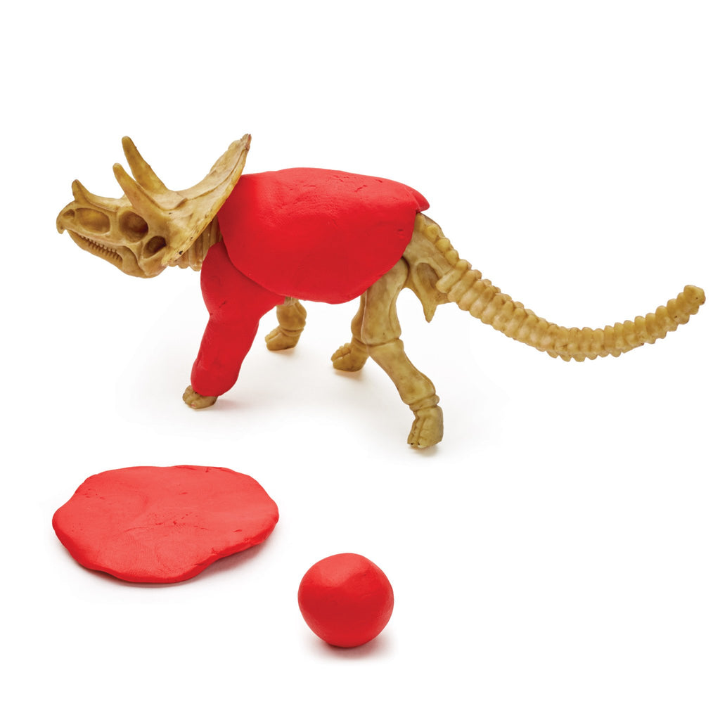 Create With Clay Dinosaurs - Happki