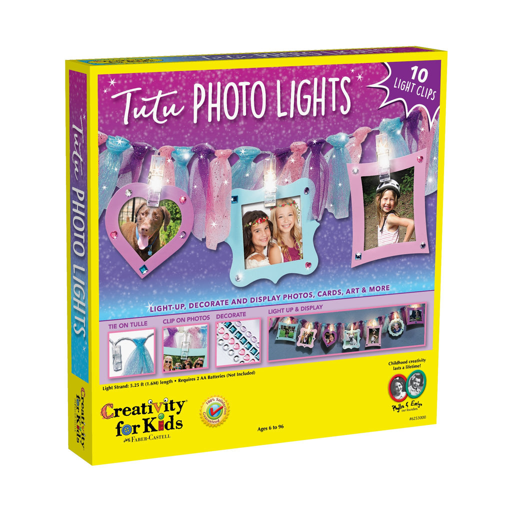 Tutu Photo Lights - Happki