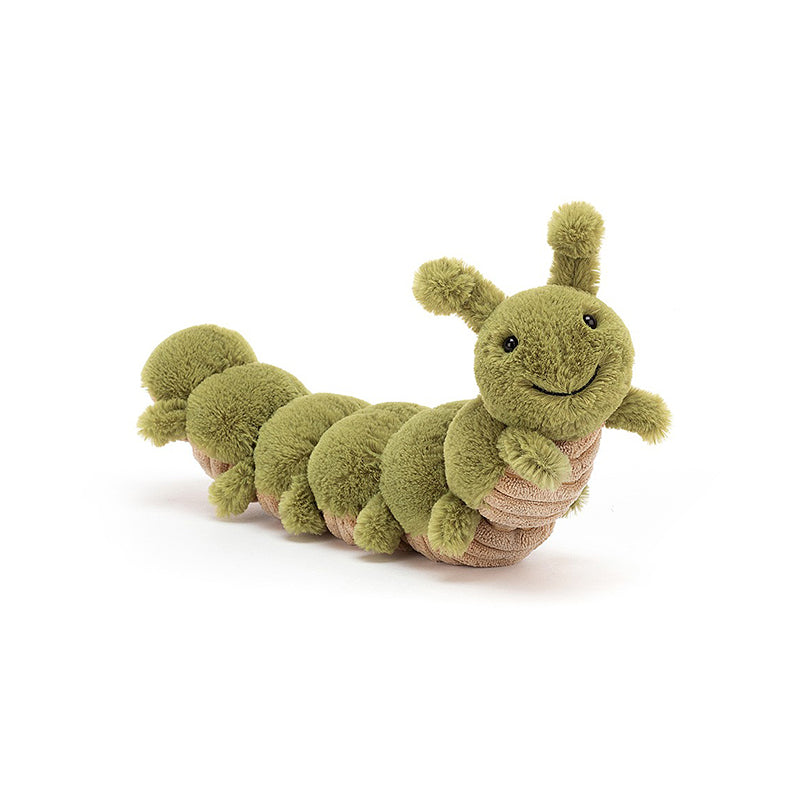 Christopher Caterpillar - Happki