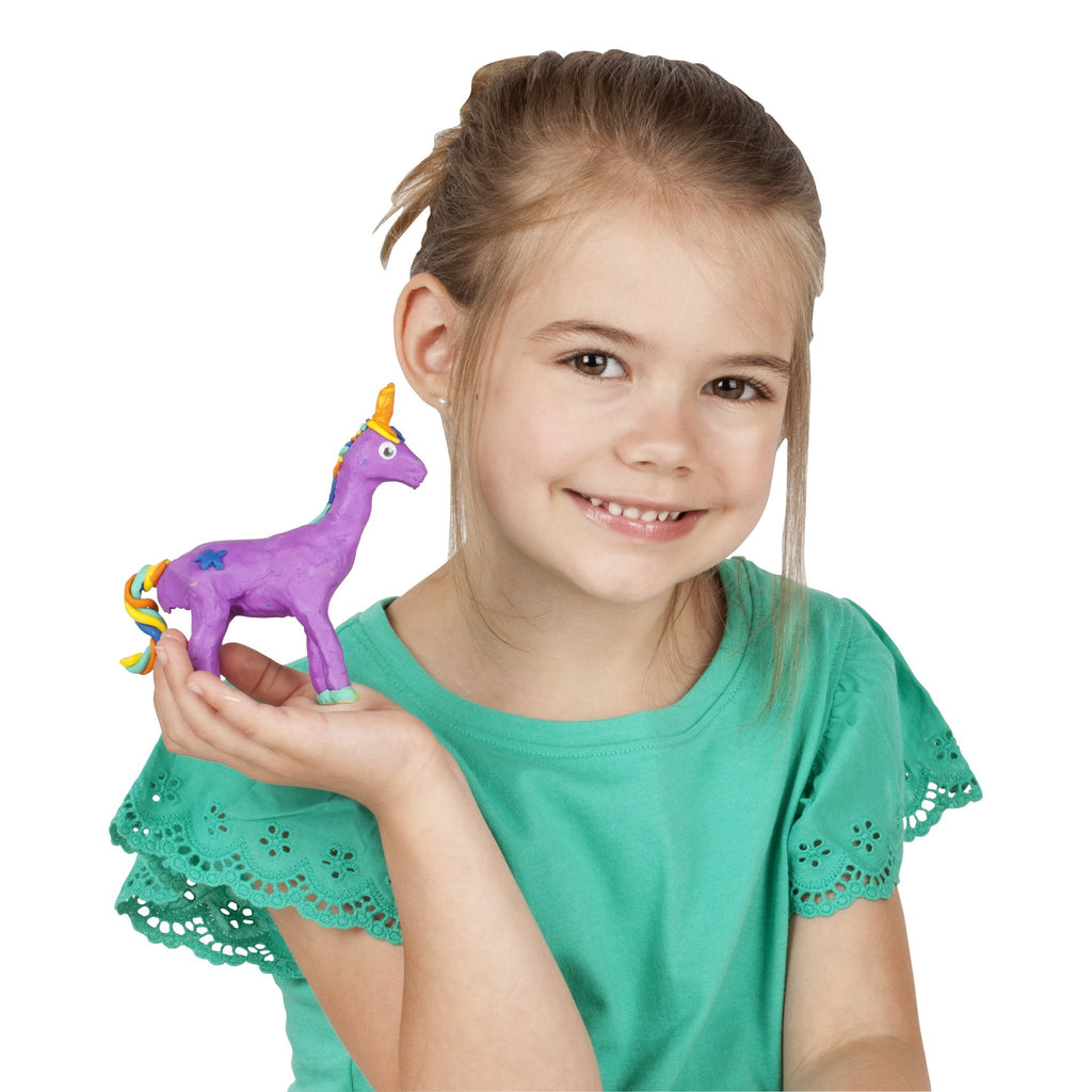 Create With Clay Mythical Creatures - Happki