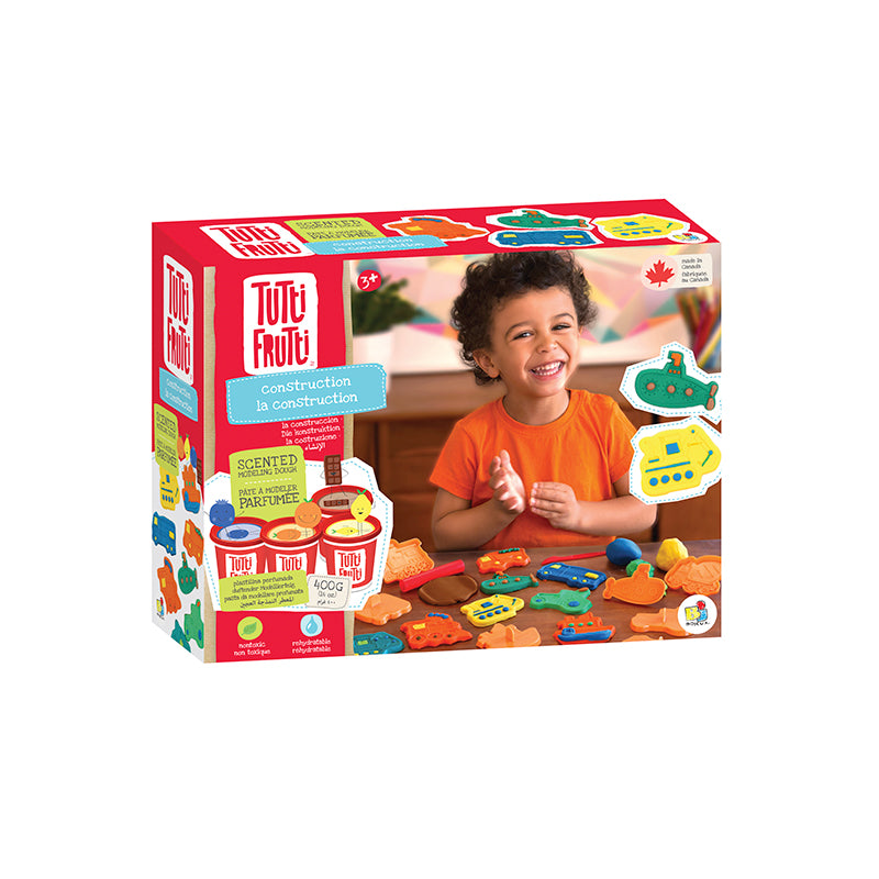 Tutti Frutti Construction Kit - Happki