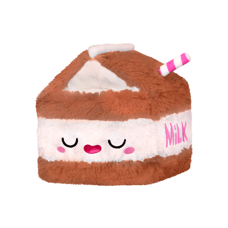 Micro Squishable Chocolate Milk Carton - Happki