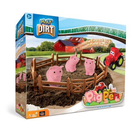 Play Dirt Pig Pen - Happki