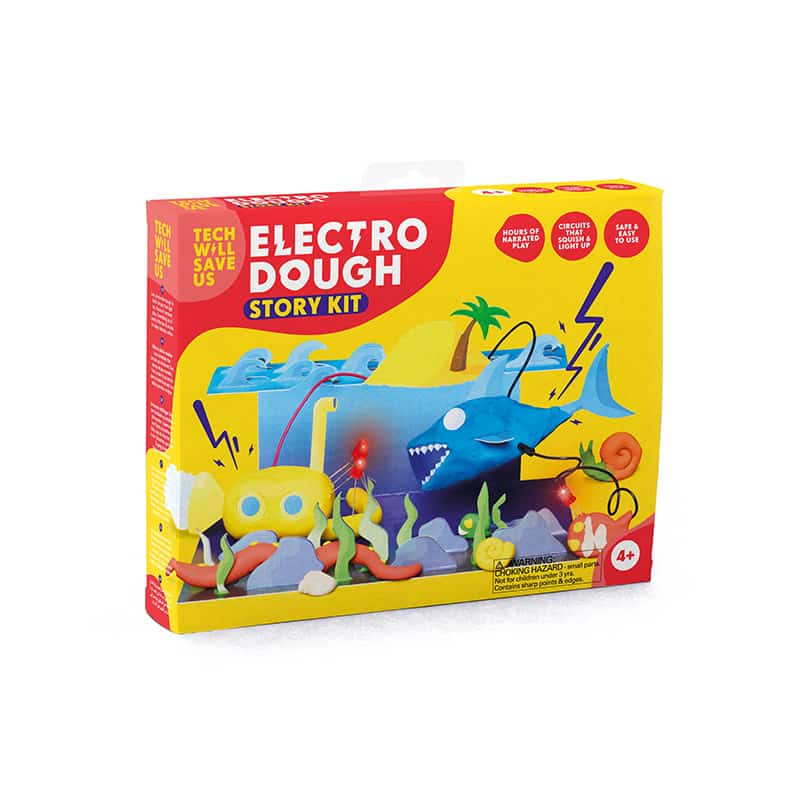Electro Dough Story Kit - Happki
