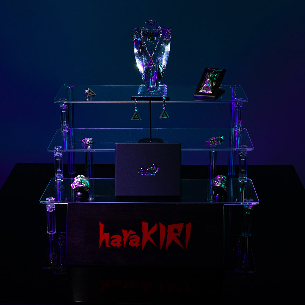 """Ghost in the Shell: SAC_2045""× haraKIRI COLLABLATION 全世界限定・先着250個(各種)"