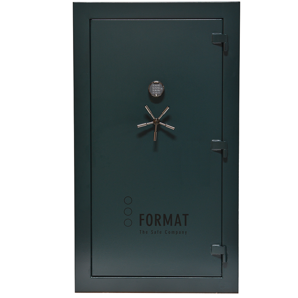 Format DLW50 Rifle Gun Safe