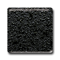 Satin Black Textured
