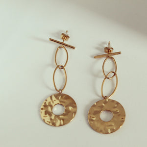 Boucles d'oreilles Louise - choosemi