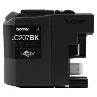 Compatible inkjet cartridge for Brother LC207BK - super high capacity yield black , 1200 pages
