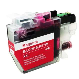 Brother LC3019M ink cartridge compatible - super high capacity yield magenta