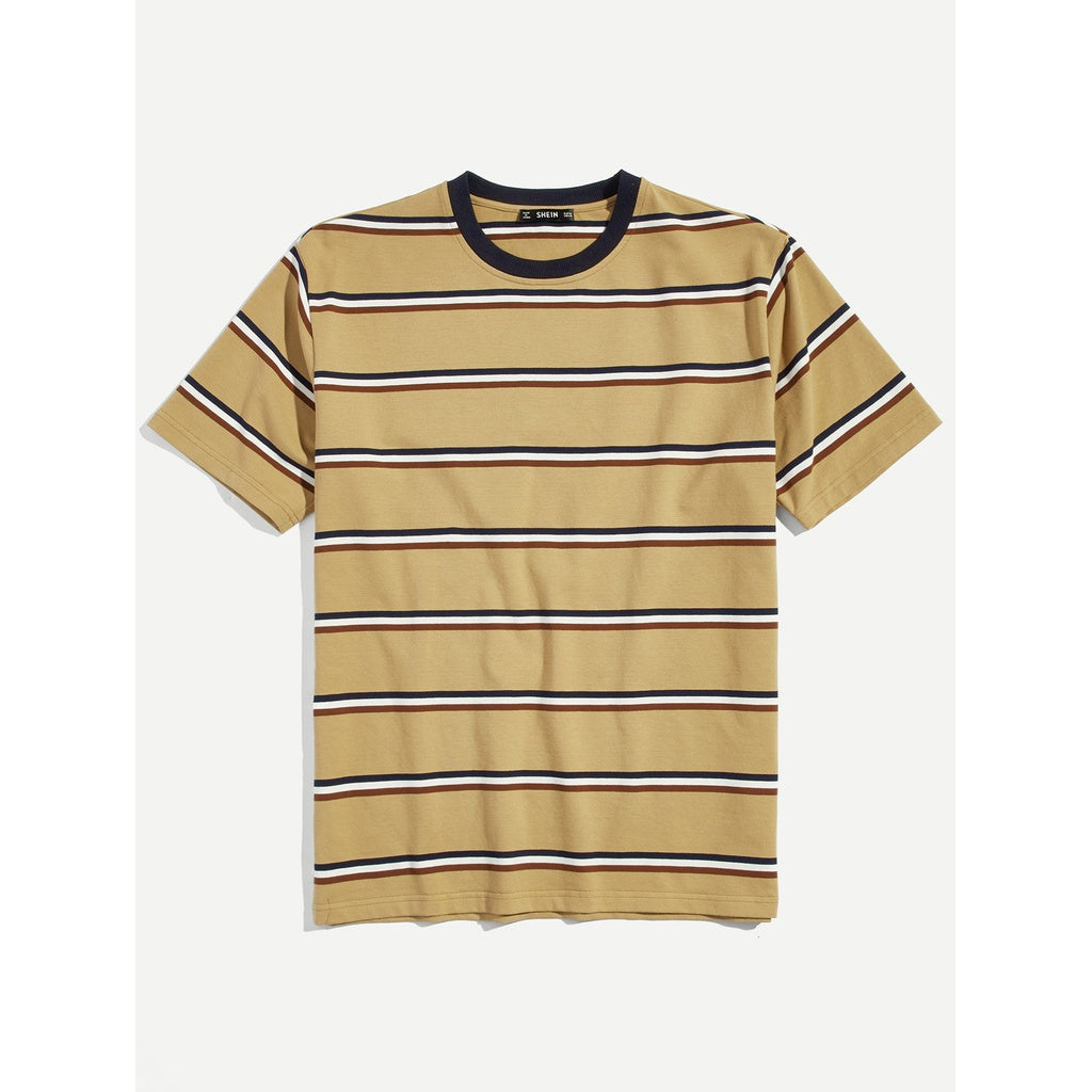 Grant Striped Tee - VINT