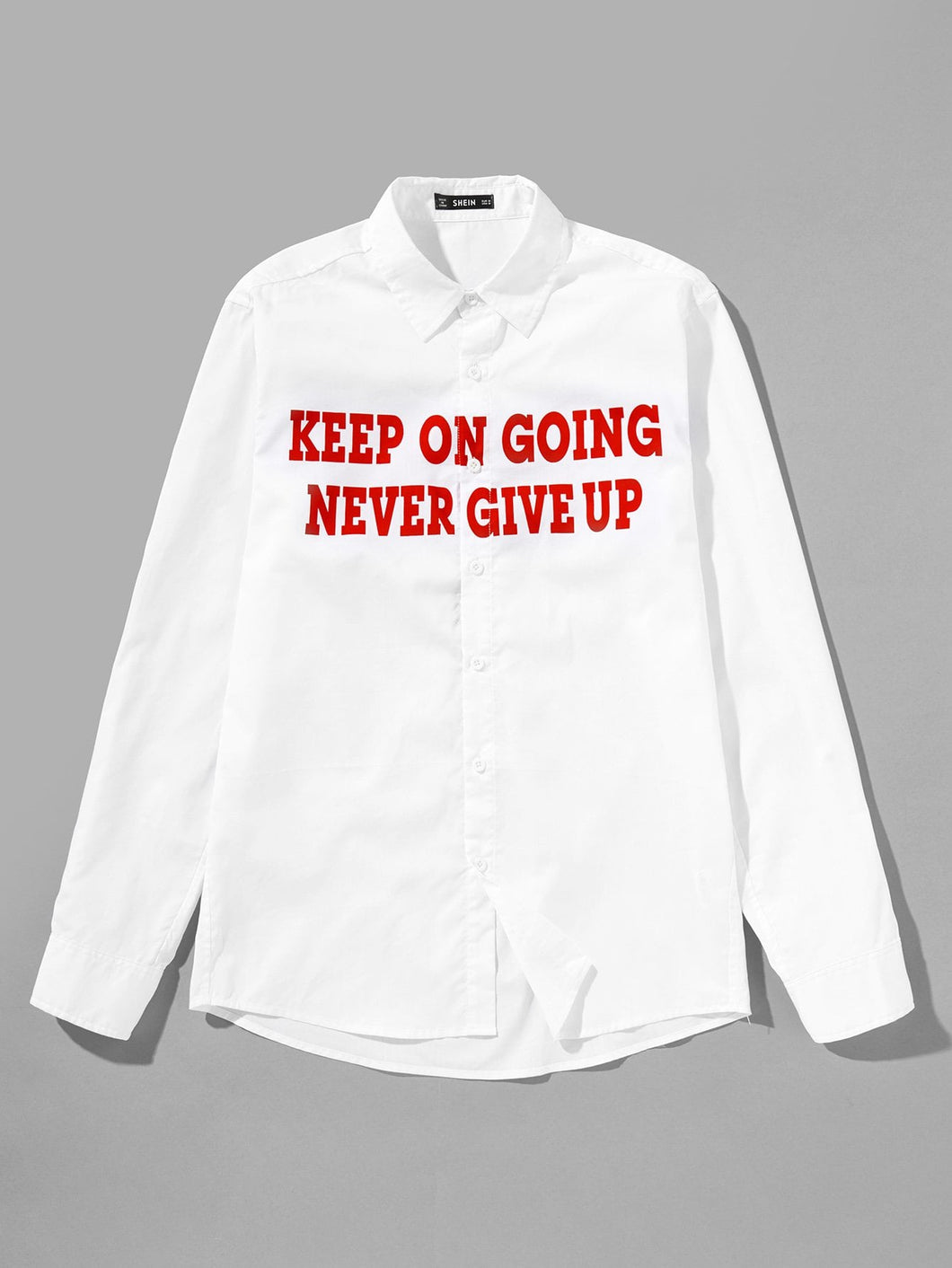Keep Going Shirt - VINT