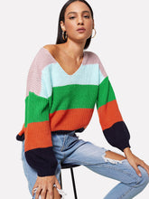 Cora Striped Jumper - VINT