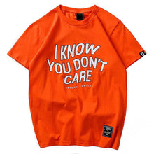 Don't Care Tee - VINT