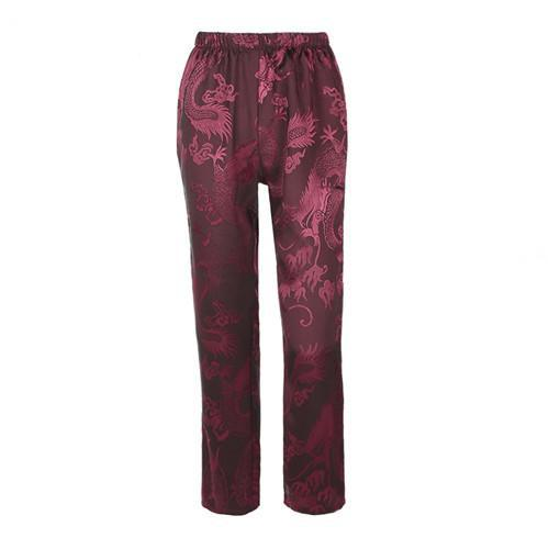 Wendy Loose Retro Pants - VINT