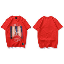 Highs and Lows Tee - VINT