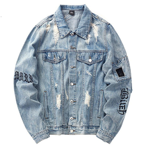 Jacob Denim Jacket - VINT